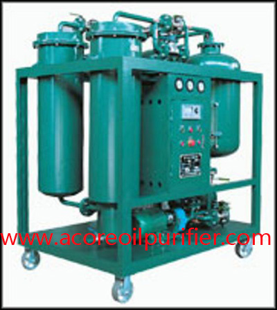 Thermojet Turbine Oil Purification Dehydration Plant