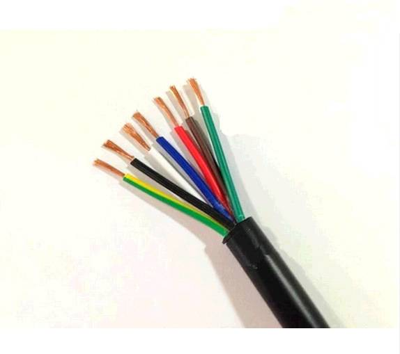 Flexible Cable RVV7*0.5mm2