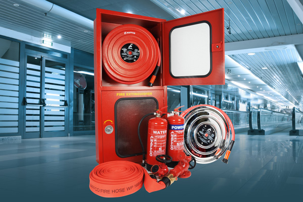 Fire Detectors, Fire Sprinklers and Fire Suppression System