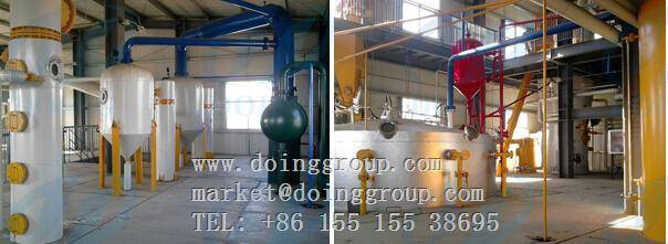 sunflower oil solvent extraction  processing machine