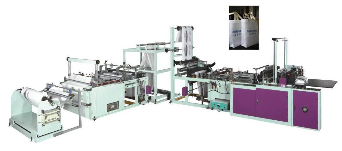 F500/800 Non-woven Bag-making Machine