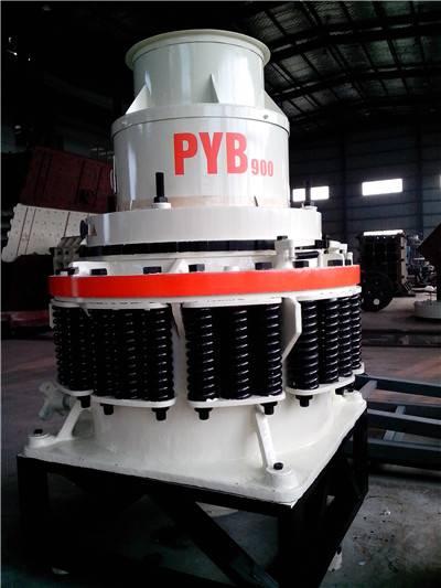 China advanced High reliability Shot Head CS Series Cone Crusher