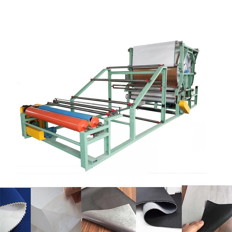 water based adhesive lamination machine for fabric/leather/foam/sponge