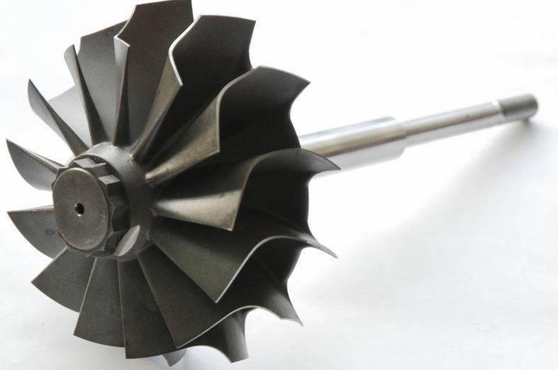 MT837 turbo shaft