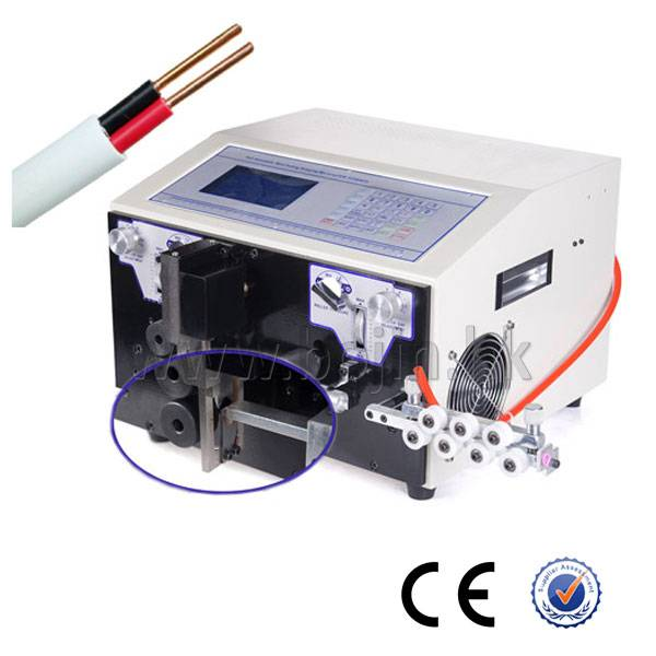 Pneumatic Flat Sheathed Cable Stripper Machine BJ-BHT2