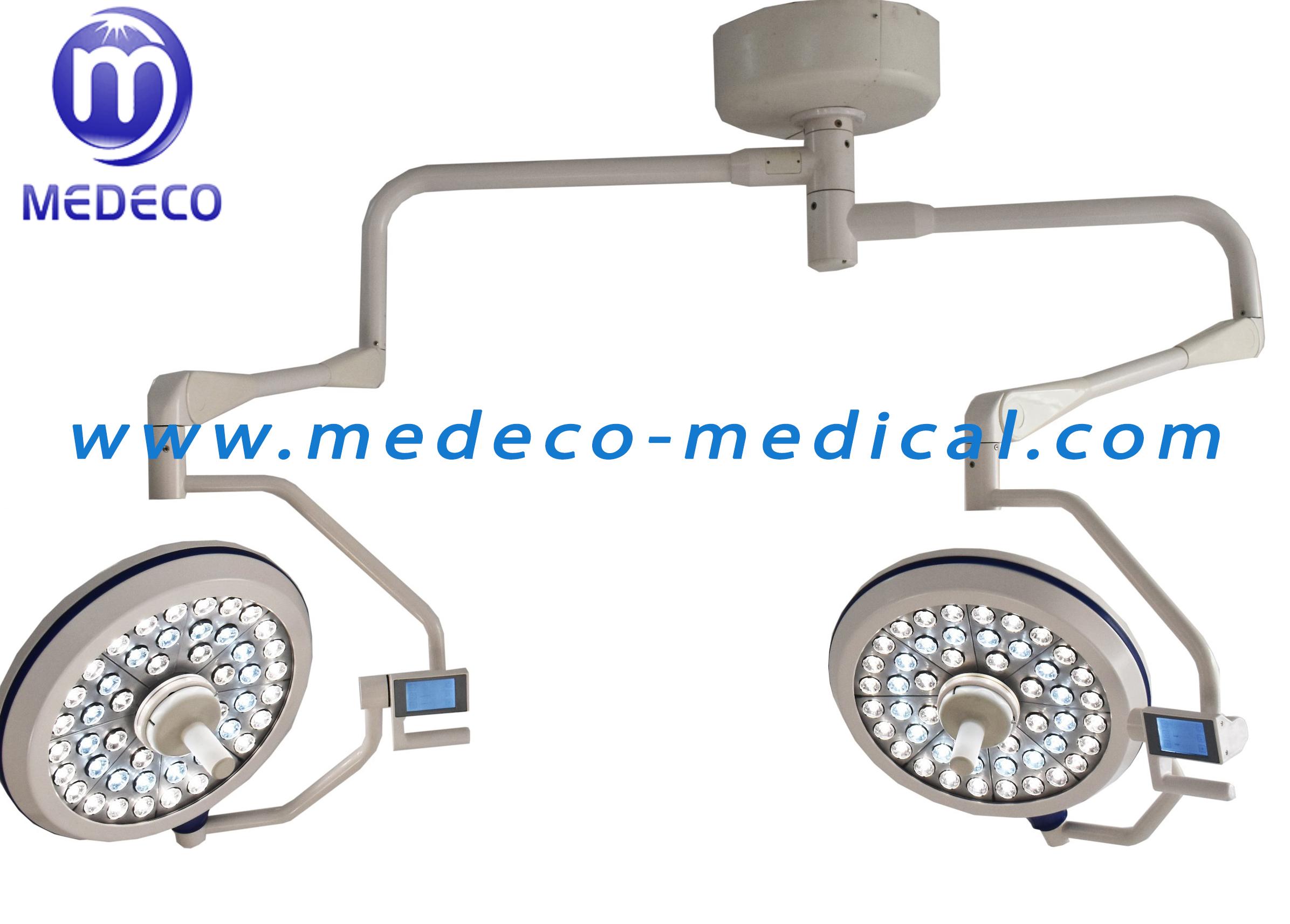 II LED OPERATING LIGHT LED 500/500(Round Arm)
