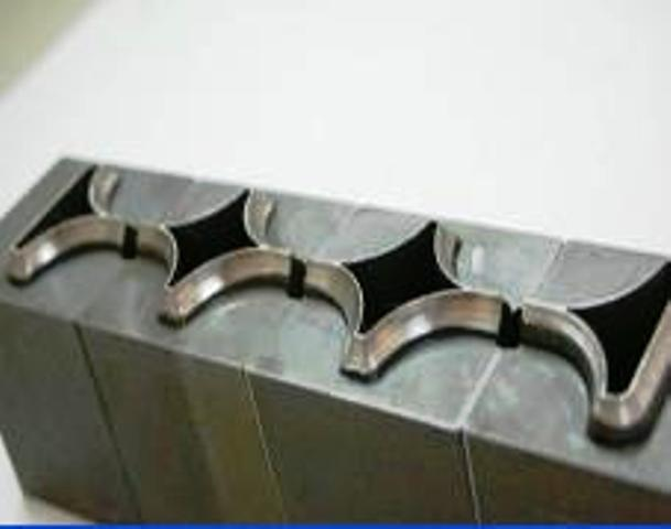 Multivac Punch Corners for Packaging Industry
