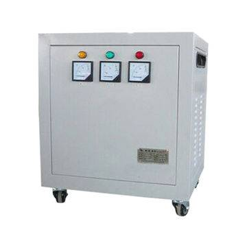 Three-phase medical isolation transformer