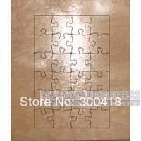 Jigsaw puzzle die A4-70pcs Special design