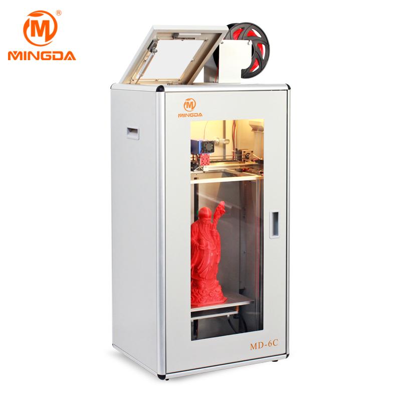 2018 New Digital Type 3d Printing machine for Personal Printing/MINGDA 3D printers manufacturer