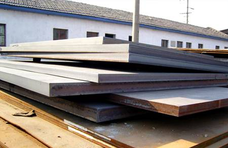 High-rising Building Structure Steel Plate
