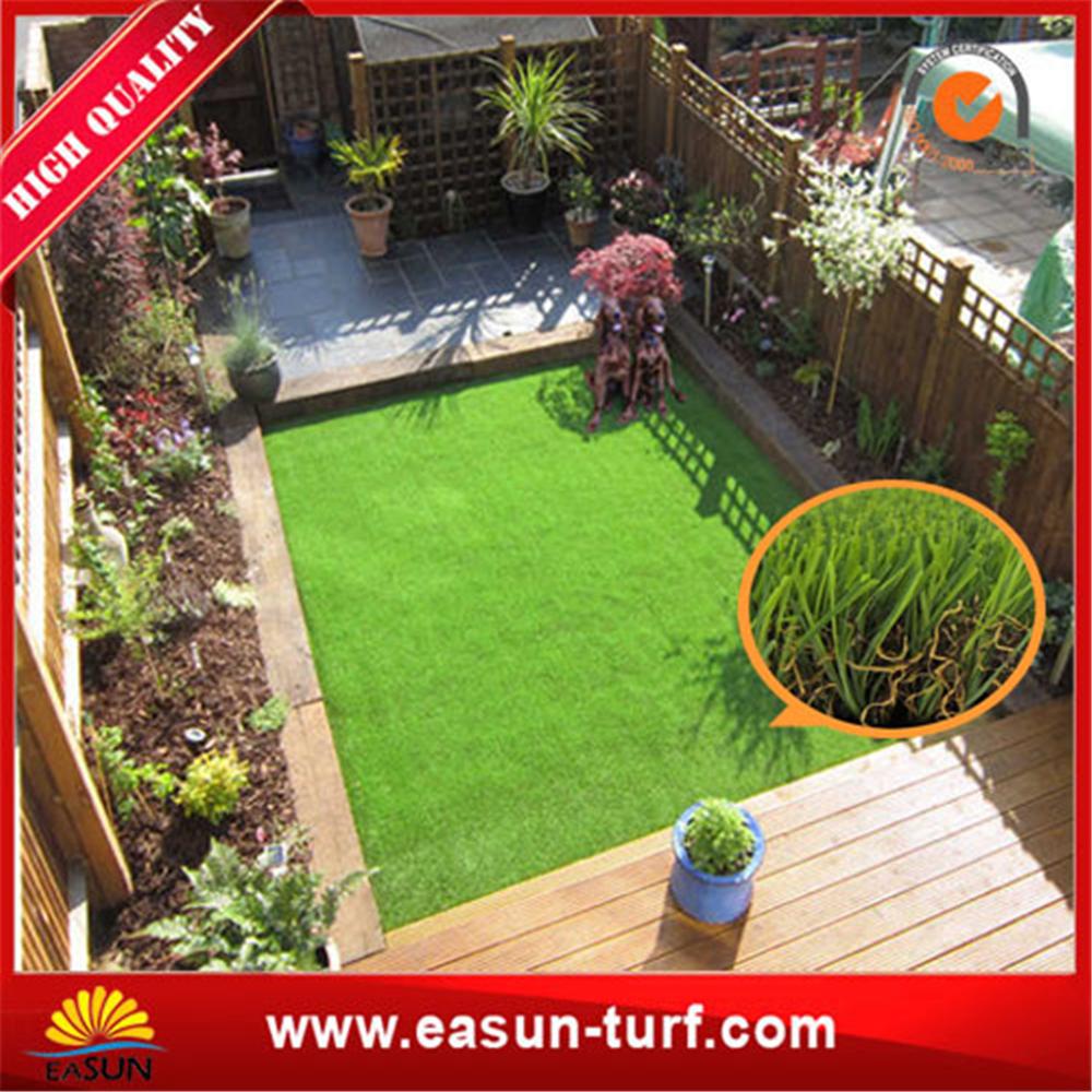 China supplier garden artificial turf grass prices for garden-ML