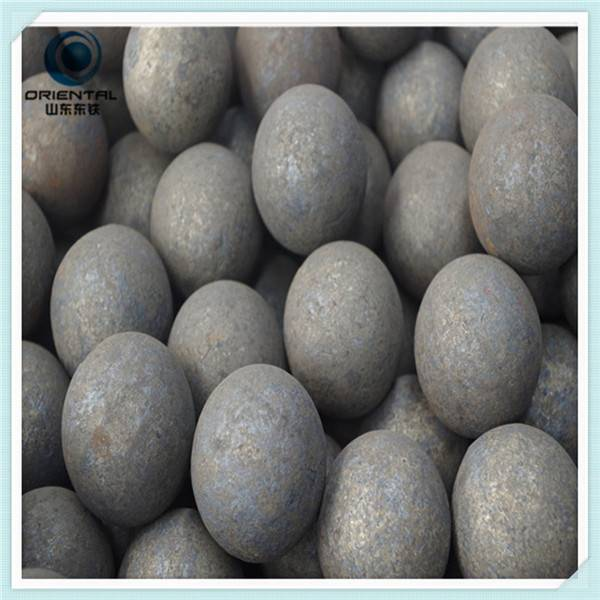forged grinding steel balls for mine