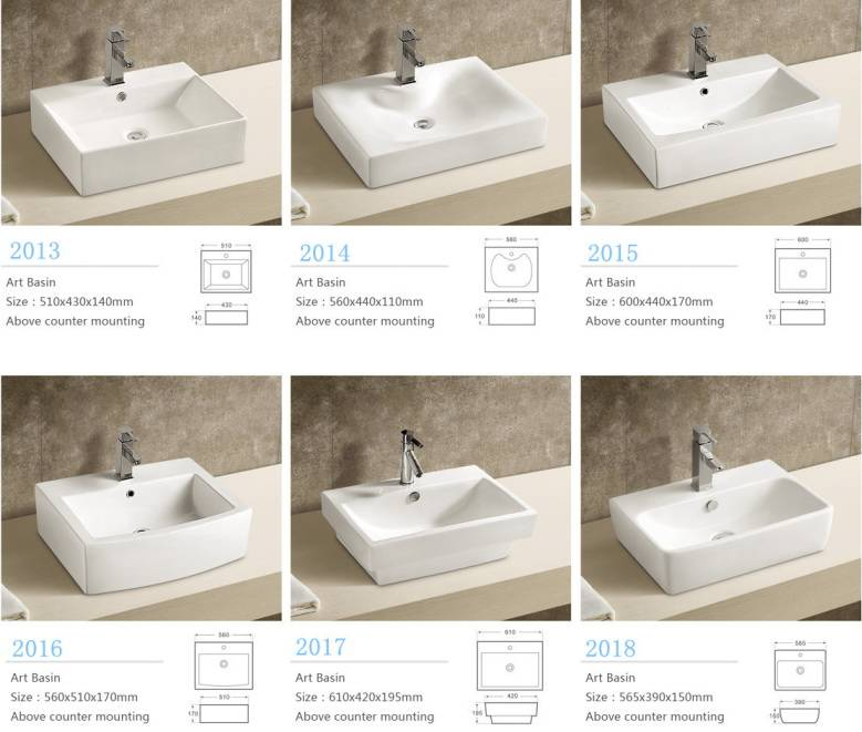 Washbasin&sinks
