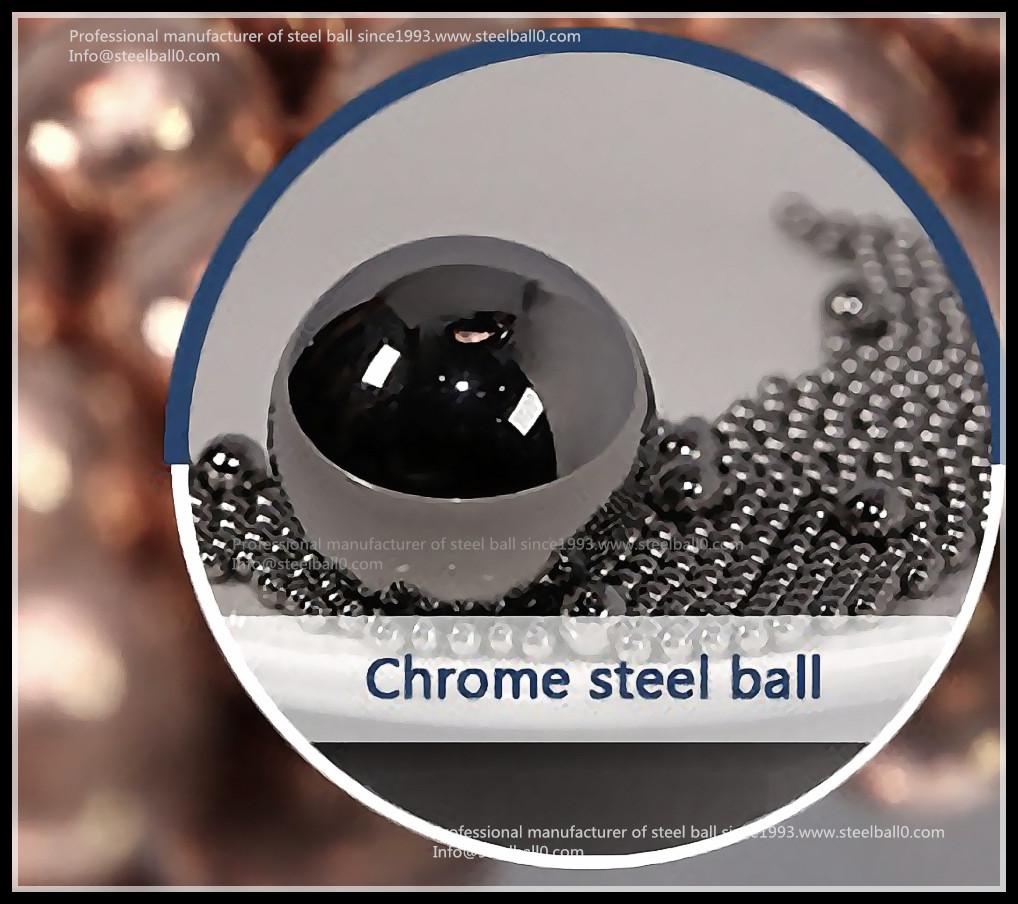 AISI52100|SUJ2 Chrome steel bearing ball