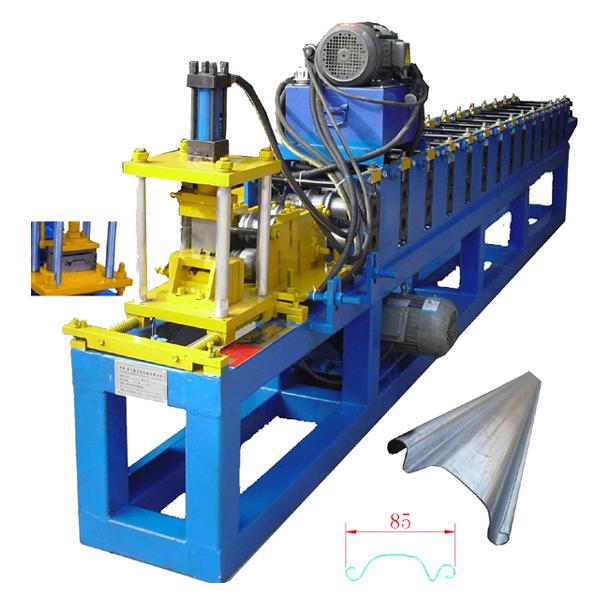 pallet rack roll forming machine purline shutter door making machine