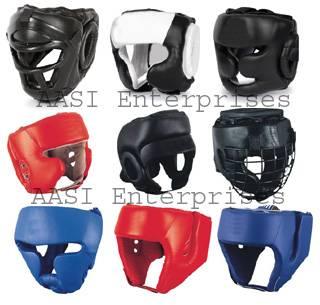 Sell Head guard. boxing head guard. leather head guard. Cheap head guard PU head guard