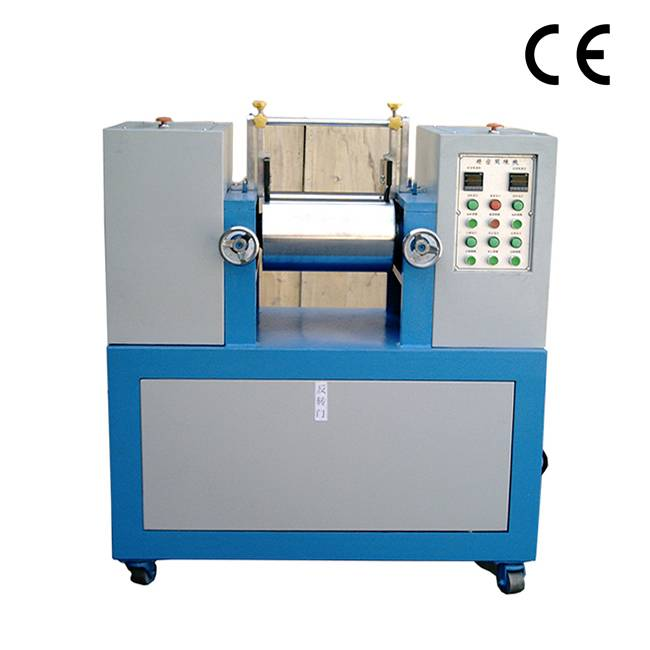 RT-110A Open mixing mill (electrical heating)