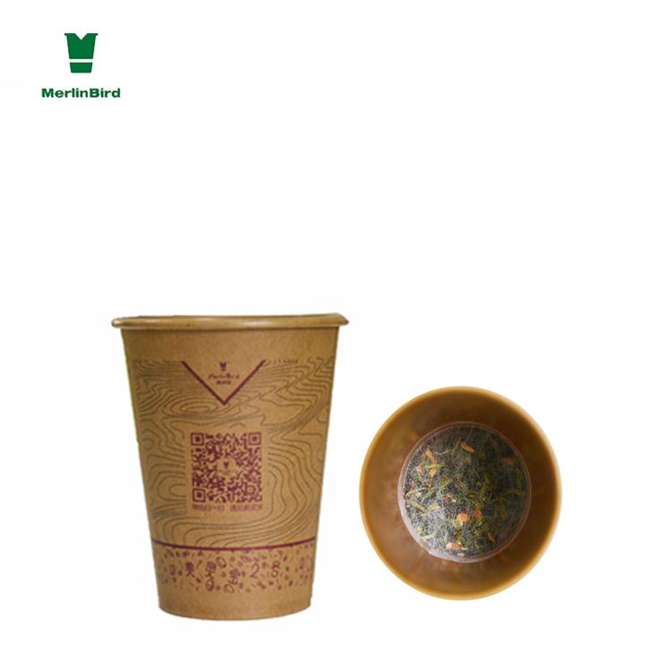 Merlin Bird supply office usage instant Private label Organic black tea