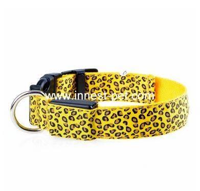 led dog collar/ LED Lighted Dog Collars
