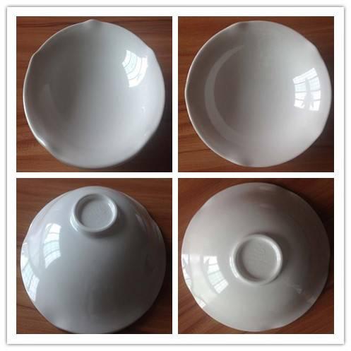 7inch flower edge bowls