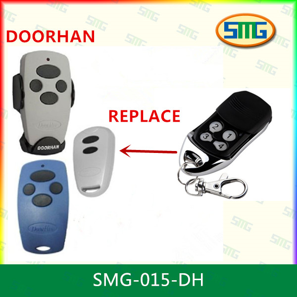 Doorhan garage doortransmitter remote control
