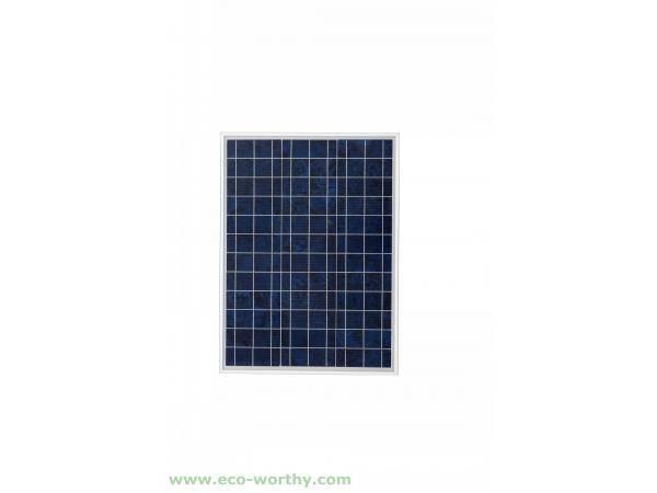 polycrystalline silicon solar panel 50W
