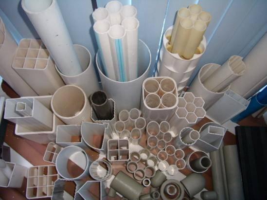 Sample 5-PVC communication pipe