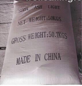 soda ash/ sodium carbonate