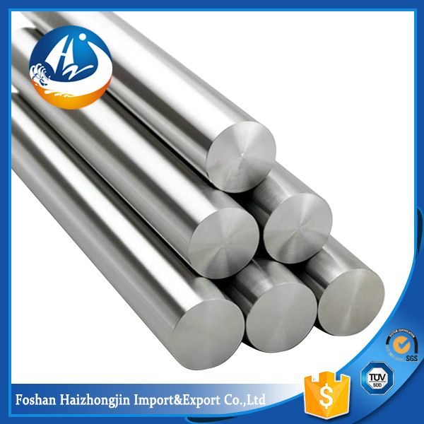 Aolly sus430 round stainless steel bar rod polishing with sgs certificate