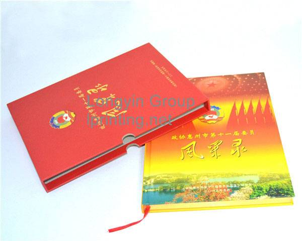 With box hardcover book printing,hardback printing with box