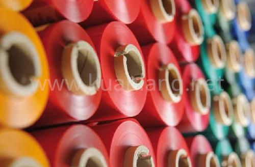 Color Wax and Resin Ribbon Printer Color Ribbon