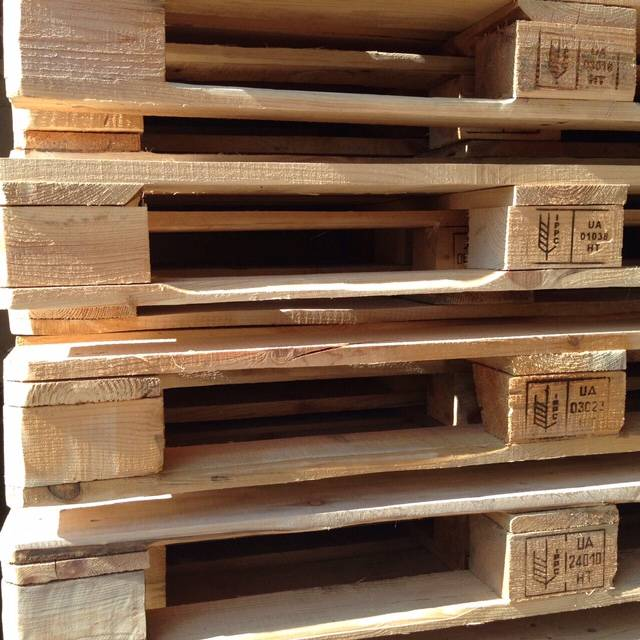 Certified epal pallets / wood pallets / used and new / best offer / quality outstanding delivery