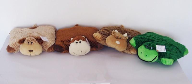 Animals stuffed toys back cushion  Plush toys  CZ-TC-06