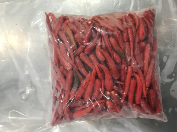 Frozen Red Hot Chilli Pepper/ High Quality/ Best Price