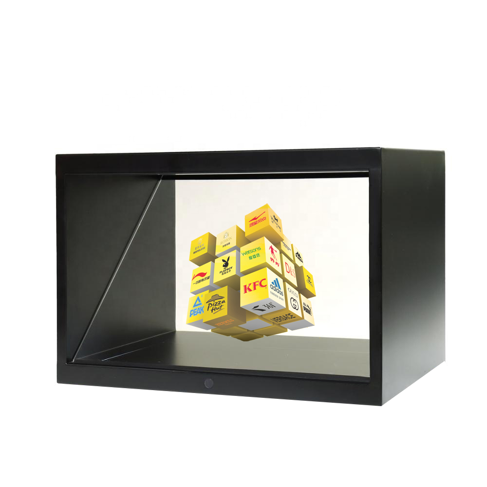 43 inch Creative Holographic Showcase,3D Holographic Projection,Virtual Hologram Video