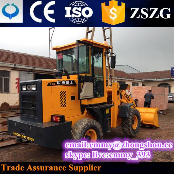 922 wheel loader with 4WD with CE