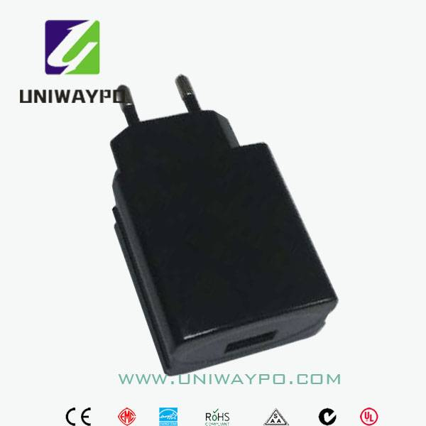 10w 5v 2a usb power supply with CE approval