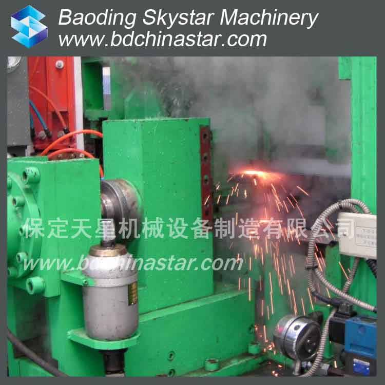 High Frequency Weld H Beam Production Line