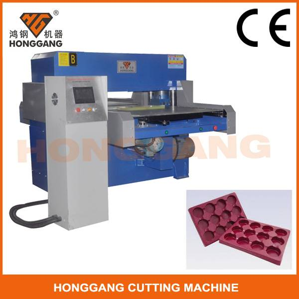 hydraulic flat cutting press machine