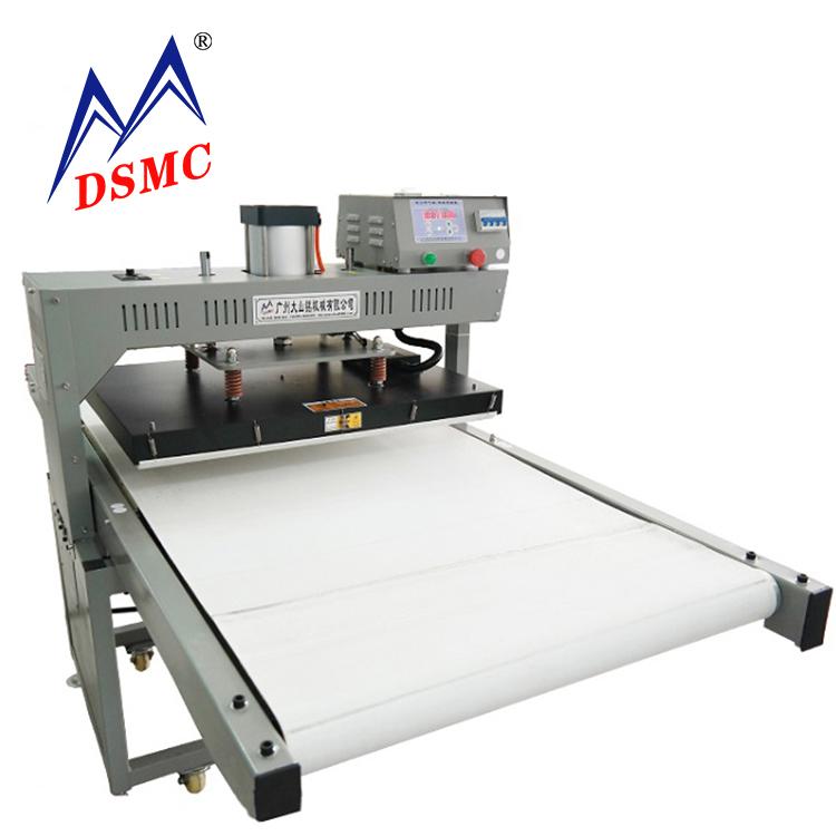 60 by 80cm 6kw pneumatic heat press machine