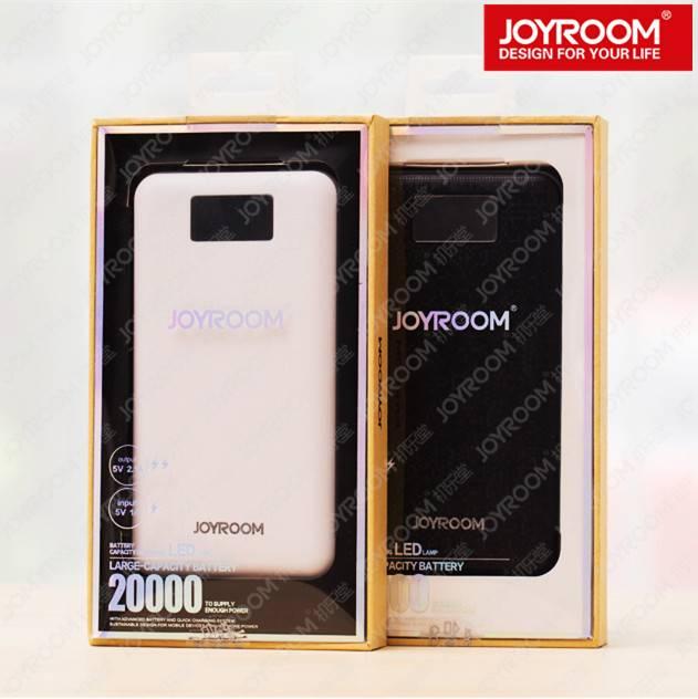 JOYROOM portable charger 20000mAh power bank power source