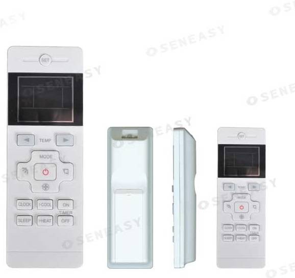 Universal air conditional remote control