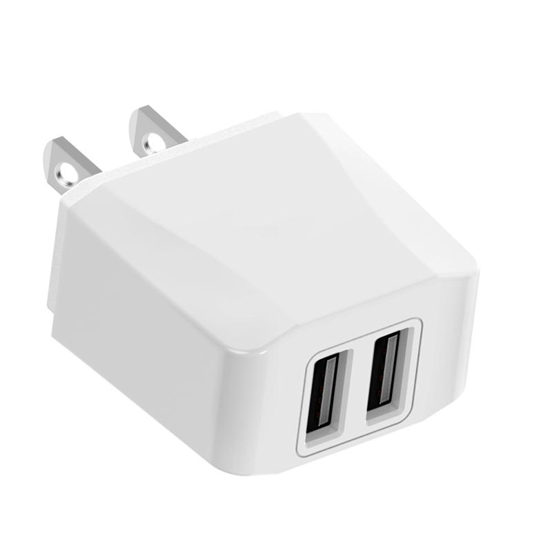Dual USB 5V 2.1A Universal USB Phone Charger