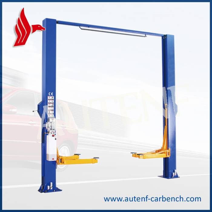 3.5 Tons Hydraulic Auto Lift with CE (AUTENF T-FH35)