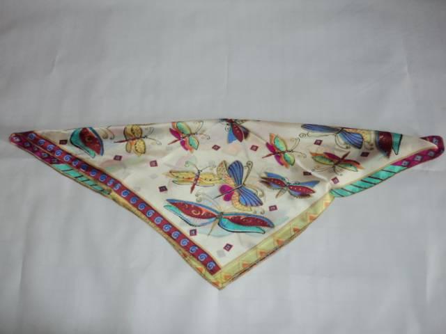 100% China Silk scarf