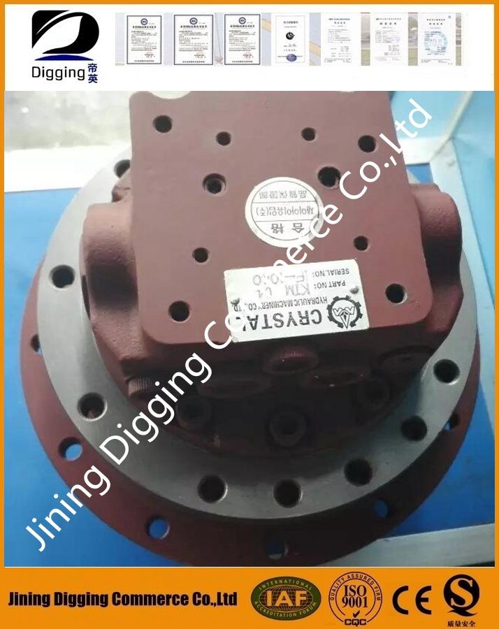 Doosan excavator DH55 final drive travel motor assy