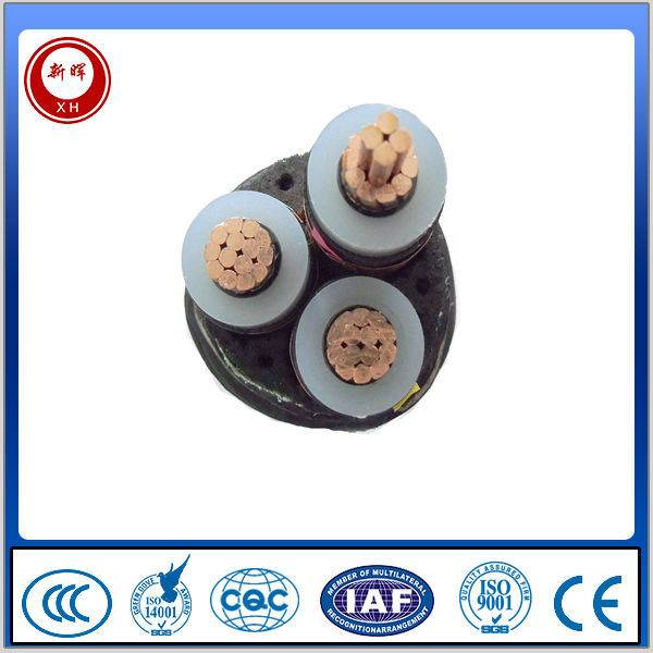 Medium voltage power cable