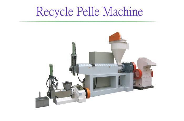 Plastic Recycle Pelletizing machine