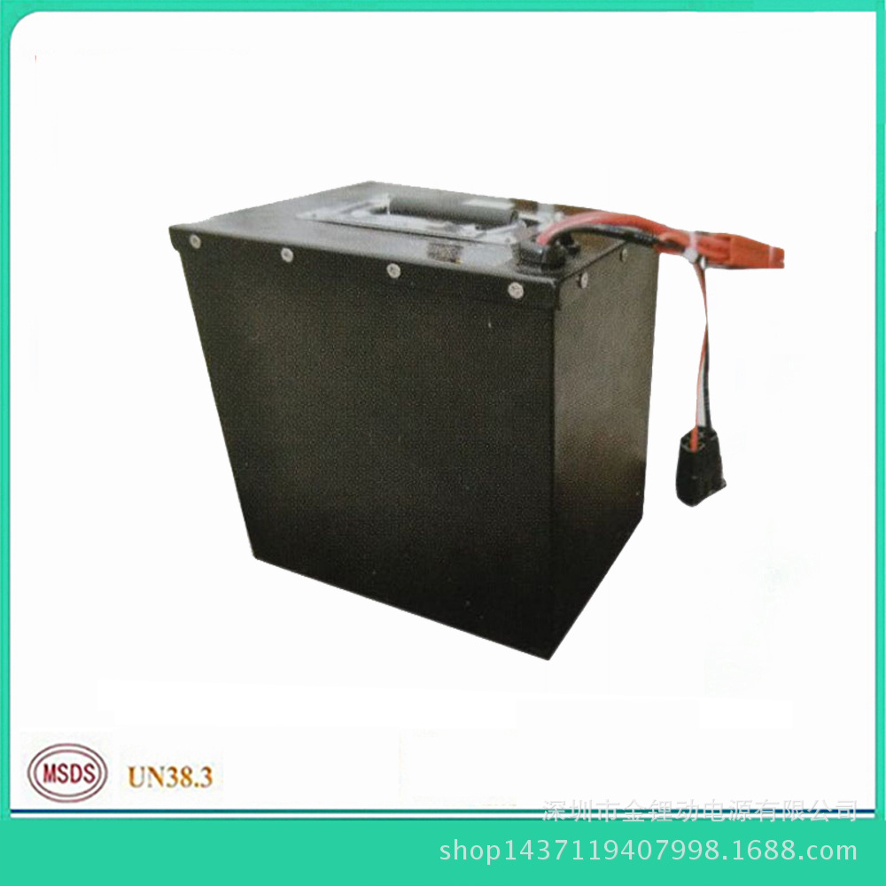 Supply 200AH 48V Lithium Ion Battery for Eletric Vehicles